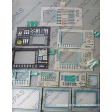 """6AV7861-1KB10-1AA0 interruptor de membrana / interruptor de membrana 6AV7861-1KB10-1AA0 para PANEL PLANO 12 """"CLAVE"""