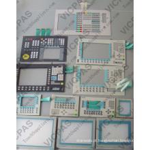 """6AV7861-1KB10-1AA0 interruptor de membrana / membrana interruptor 6AV7861-1KB10-1AA0 para PAINEL FLAT 12 """"CHAVE"""