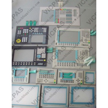 6FC5203-0AB11-0AA2 Membrane switch for OP031