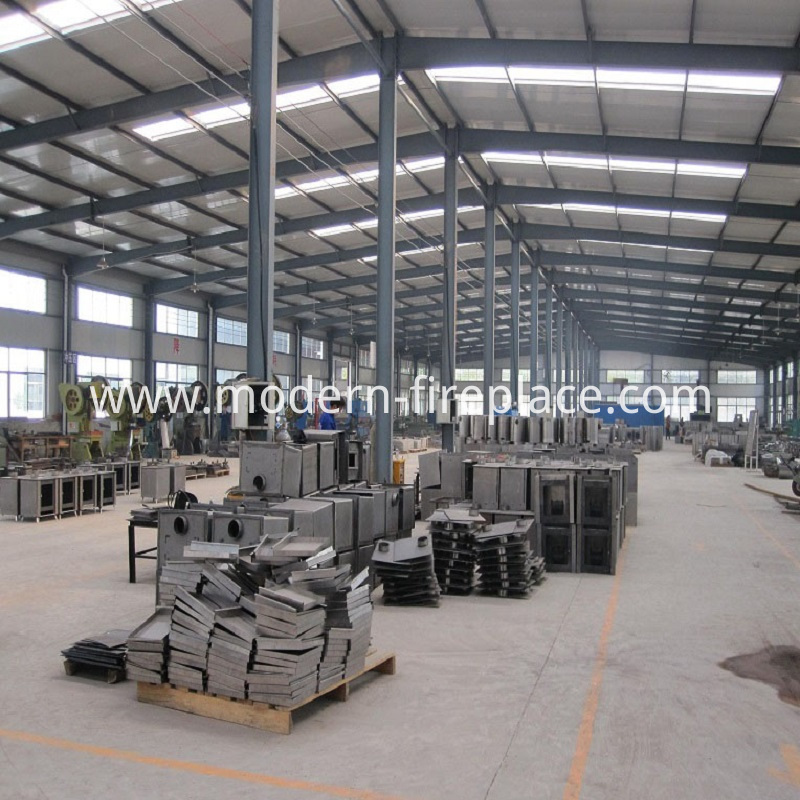 Factory of Stoves Wood Burner