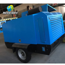 110KW/150HP Portable Air Compressor for Car
