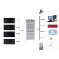 Sistema de gerador Solar independente do agregado familiar pequeno