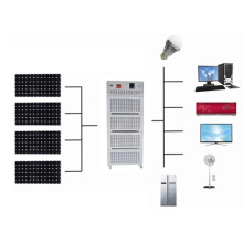 Small Household Independent Solar Generator System