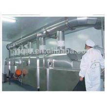 equipo de secado de azúcar / secador de pelo líquido vibrante de azúcar moreno