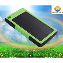 5000mAh USB Power Bank Waterproof Mobile Phone Solar Charger