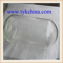 Tanque de gran tamaño frasco para laboratorio de vidrio borosilicato