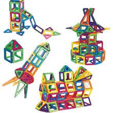 Развивающие игрушки Магнитные Интеллектуальные строительные блоки игрушки