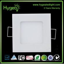 Шэньчжэнь завода квадратных светодиодный потолок Ультра тонкий SMD2835 18w привело панели света