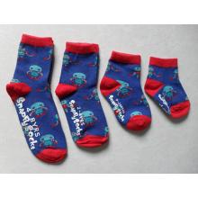 2016 neue Design Kinder Baumwolle Snappy Socken