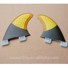 Fiberglass Honeycomb Surf Fin Fibra de alta calidad G5 Fins Honeycomb Fins