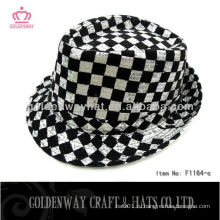 Сексуальная шляпа Sequin для джентльмена