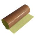 Tecido de fibra de vidro PTFE resistente ao calor com cola