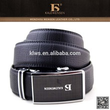Competing price top selling automatic mens buckles leather belts