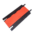 915*550*53mm 5 channels rubber cable protection cover