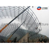 Coal storage space frame project