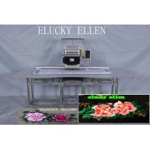 ELUCKY single head 15 needles flat /cap embroidery machine(EG1501CL )