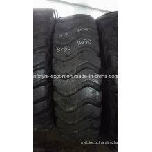 Porto pneus 21,00-35 40pr E3, pneu OTR com melhor qualidade, avanço pneumático de marca
