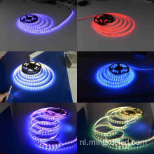 30 pixels adresseerbaar IP68 waterdicht 5050 rgb led strip licht