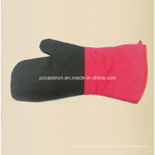 Heat Resisted Cotton Kitchen Oven Mitts
