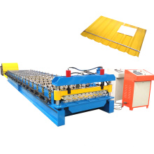 Building Material Full Automatic Roof Sheet Glazed Tile Roll Forming Machine for Sale