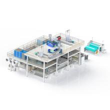 Surgical Meltblown Non-woven Fabric Machine