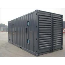 Type intégré de conteneur à gaz