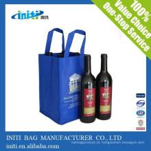 China moda promocional garrafa de água personalizada levar saco