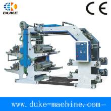 Máquina de impresión de tela no tejida