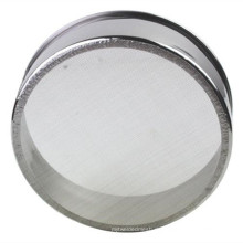 Fein 1 2 5 10 15 20 Micron 304 Edelstahl-Test-Sieb für College-Labor