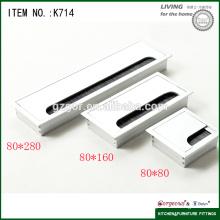 rectangle shape table hole cover/office desk line box