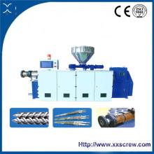 SJW máquina de extrusão de parafuso único