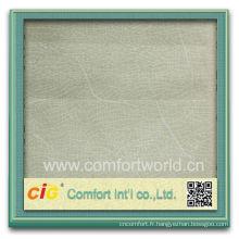 Mode nouveau design coloré maison produits textile troupeau polyester nylon tissu