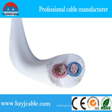2 Cores 3 Cores PVC Sheath Cable