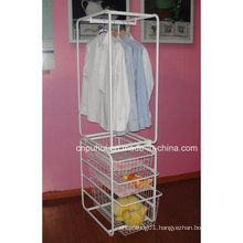 Multi Functional Garments Storage Organizer (LJ4013)