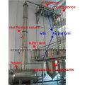 Jh Hihg Precio de Fábrica Eficaz Acetonitrilo de Acero Inoxidable Equipos de Destilación de Etanol Destilación Columna Precio