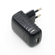 UL/FCC/CE/GS/SAA-Approved 5V/1A/2A USB Charger for Mobile Phone