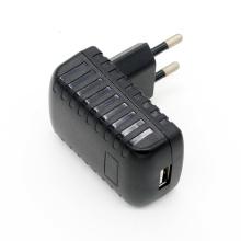 UL / FCC / CE / GS / SAA-одобренное 5V / 1A / 2A USB-зарядное устройство для мобильного телефона