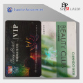 ID Card Transparent Hologram Overlay Stickers with Custom Logo