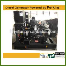 Fabrication en usine de moteur authentique avec génératrice diesel perkins 10kw en gros