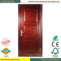 Porte placage d'usine porte porte affleurante