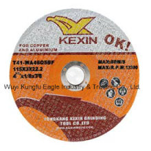 Cutting Disc for Copper and Aluminum