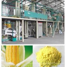 Máquina de molienda de harina de maíz (50T / 24H)