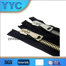 10# Metal Open End Zipper