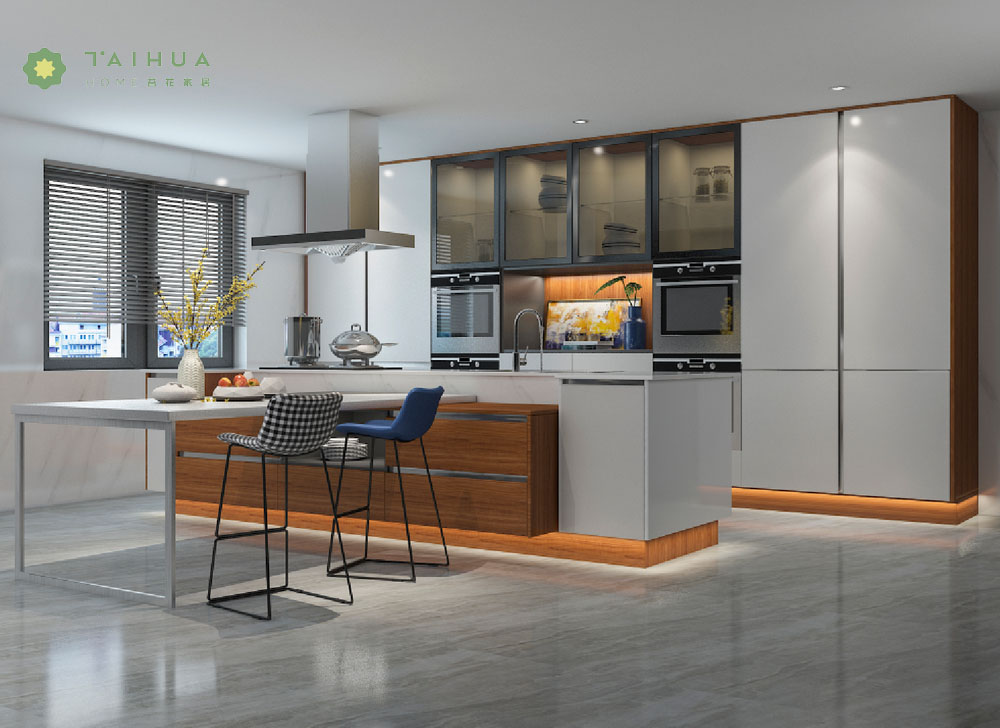Open Kitchen Furniture