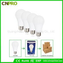 Home Lighting Dimmable 110V E27 LED Light Bulb 9W for Us