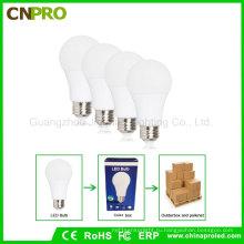 Домашнего освещения затемнения 110v E27 светодиодные лампы 9W для нас