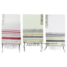 High Quality China Judaica Tallit Prayer Shawl