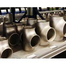 T igual do aço de liga de alta qualidade do RUÍDO ASTM A234 Wp11 Wp12