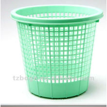 plastic injection mould for rubbish bin