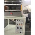Машина пневматического горячего прессования с контролируемым временем нажатия